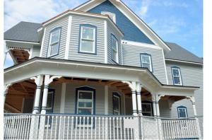 Cechy domu z drewna